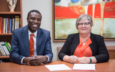 Queen's Faculty of Education signs an agreement with 1 Million Teachers