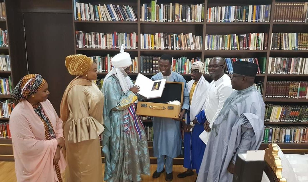 Emir of Kano Appointed as 1 Million Teachers' Board Chairman